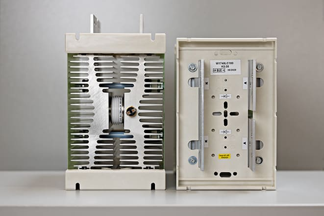 Diodenstack Pressatz mit 2 Hochstrom-Dioden und K0,08 Kühlkörpern