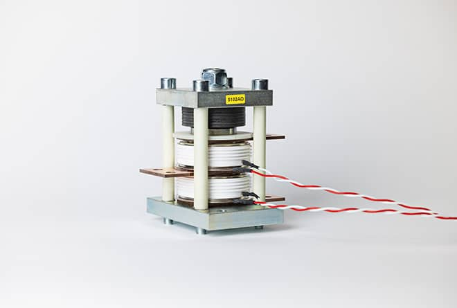 Thyristorstack für 3,5kV Impulsanwendung