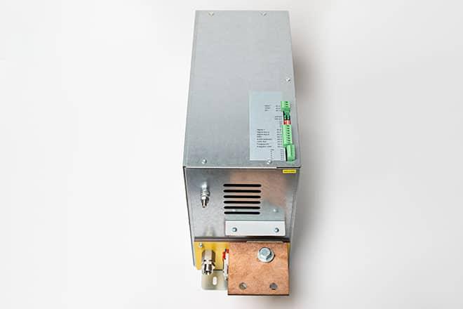 W1C Primärsteller 500V 1500A wassergekühlt,für sehr große Einphasen-Transformatoren