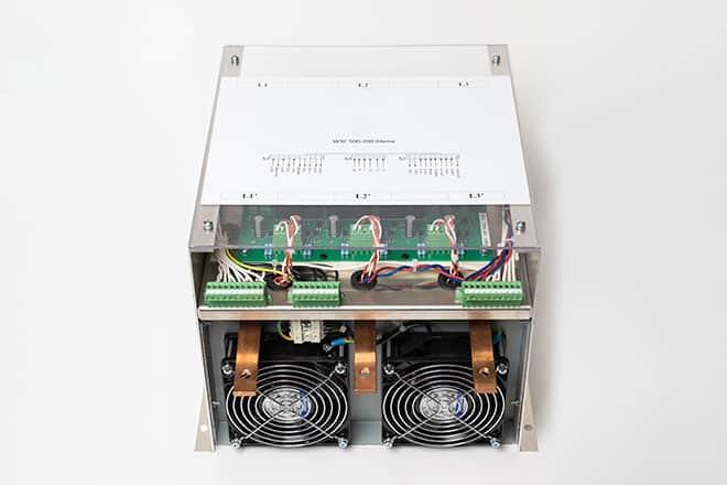 W3C Primärsteller 500V und 200A mit Strom-und Spannungsregelung.z.b.für Transformatoren-Ansteuerung