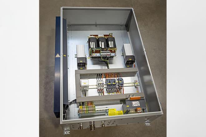 Wandschrank-Gleichrichter für Elektromagnete unterschiedliche Spannungen und Ströme z.b. 138V/70A